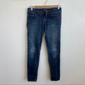 Stretchy Guess Jeans. Power Ultra Skinny